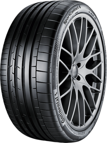 Continental SportContact 6 ZR 245/40R19 98Y