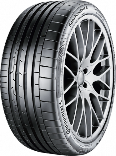 Continental SportContact 6 ContiSilent ZR 245/35R20 95Y