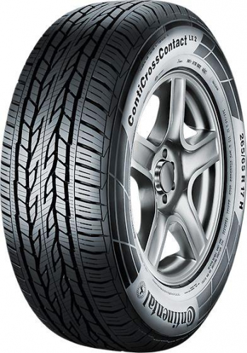 Opony letnie Continental ContiCrossContact LX 2 235/65R17 108H XL FR