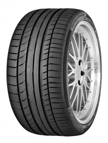 Continental ContiSportContact 5 225/45R19 96W XL FR