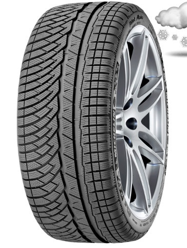Michelin Pilot Alpin PA4 XL FR 235/55R18 104V