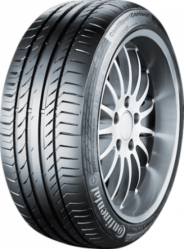 Opony Continental ContiSportContact 5 245/45R19 98W SUV