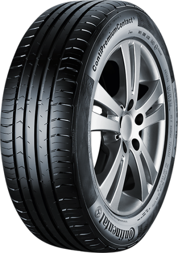Opony Continental ContiPremiumContact 5 215/55R17 94V