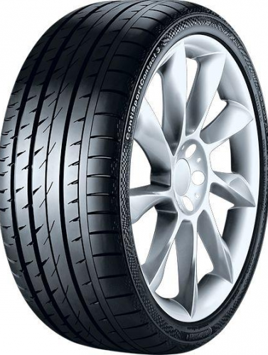 Continental ContiSportContact 3 RUNFLAT 225/45R17 91Y