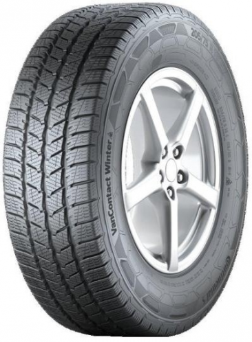 Continental VanContact Winter 195/75R16 107/105R