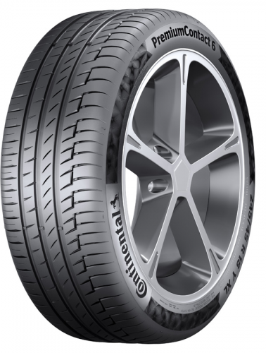 Continental PremiumContact 6 RUNFLAT 225/55R17 97W