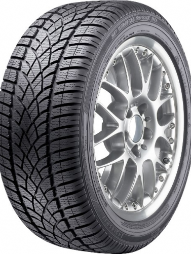 Dunlop SP Winter Sport 3D ROF AO 235/50R19 103H