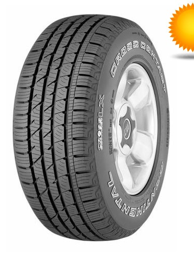 Continental CrossContact LX Sport AR 255/45R20 101H