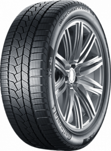 Continental Winter TS 860S RUNFLAT 275/35R19 100V