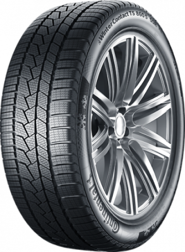 Continental WinterContact TS 860S RUN FLAT 225/60R18 104H
