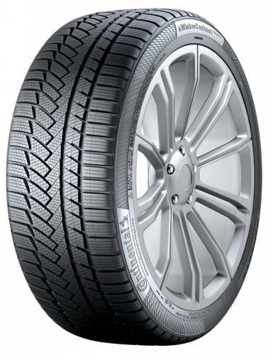 Opony ZIMOWE Continental WinterContact TS850P *MO  225/55 R17 97H