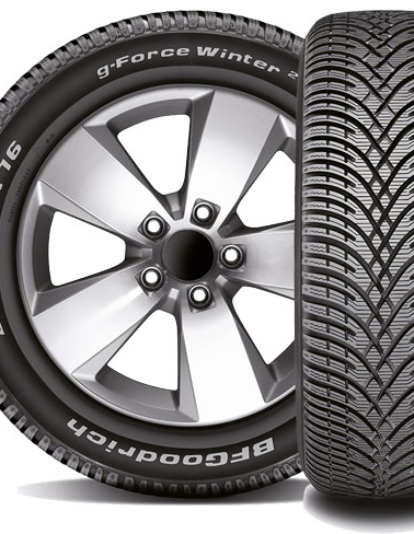 BFGoodrich G-FORCE WINTER 2 225/40R18 92V