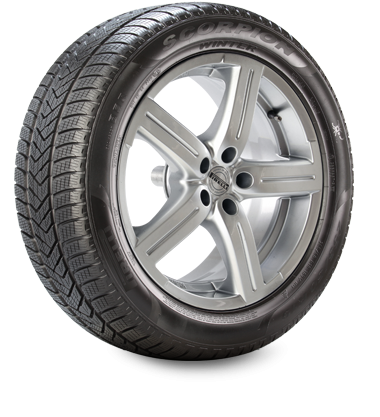 Pirelli Scorpion Winter 25555r18 109h Bs Opony