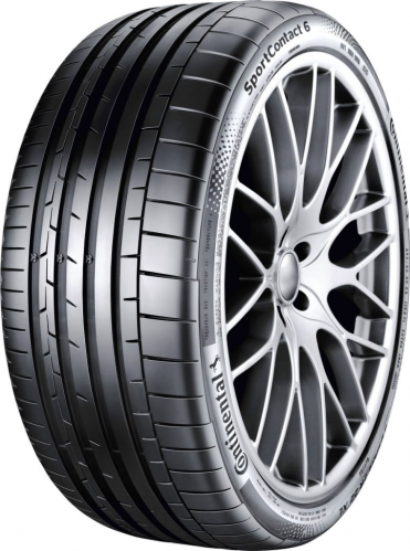 Opony Continental SportContact 6 ContiSilent AO 285/45R21 113Y