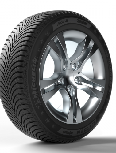 Michelin Alpin 5 XL 215/55R16 97H