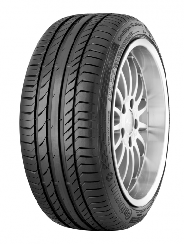 Continental ContiSportContact 5 RUNFLAT 255/40R19 96W