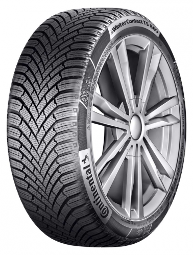 Opony ZIMOWE Continental WinterContact TS860 205/55R16 91H