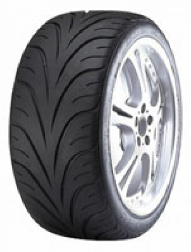 Federal 595 RS-R (SEMI-SLICK) 215/45R17 87W