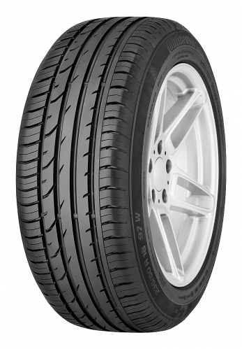 Continental ContiPremiumContact 2 RUNFLAT 225/55R17 97Y